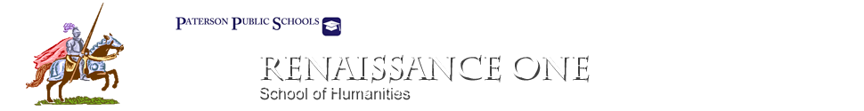 Renaissance One School of Humanities  Logo